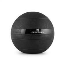 Capital Sports Groundcracker, fekete, 10 kg, slamball, gumi medicinlabda