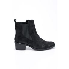 Caprice - Magasszárú cipő - fekete