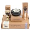 Captain Fawcett 's Shaving Brush, Razor and Shaving Soap Gift Set