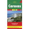 Caracas várostérkép - f&b PL 516