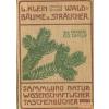 Carl Winter's Universitätsbuchhandlung Unsere Waldbäume, Sträucher und Zwergholzgewächse