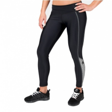 CARLIN COMPRESSION TIGHT - BLACK/GRAY (BLACK/GRAY) [XS]