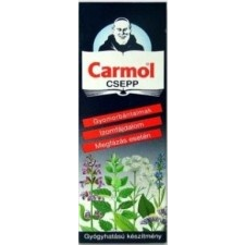Carmol csepp 20 ml gyógyhatású készítmény
