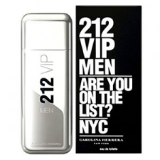 Carolina Herrera 212 VIP Men EDT 100 ml parfüm és kölni