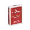 Cartamundi Copag plasztik kártya piros 55 lap