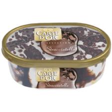 Carte D\'or Carte d'Or (Algida) Gelateria jégkrém 900 ml sztracsatella fagyasztott termék
