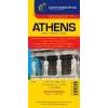 Cartographia Athén várostérkép
