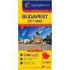 Cartographia Budapest térkép-City