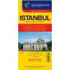 Cartographia Isztambul várostérkép