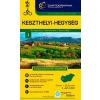 Cartographia Keszthelyi hegység turistatérkép