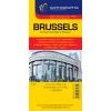 CARTOGRAPHIA KFT / BIZO. Brüsszel várostérkép