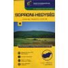 Cartographia Kft. SOPRONI-HEGYSÉG TÉRKÉP /1:40000