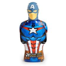 Cartoon 2-in-1 Gél és Sampon Avengers Capitán América Cartoon (475 ml) sampon