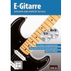 Cascha Electric Guitar - Fast and easy way to learn (with CD and DVD)