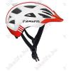 Casco Activ 2 kerékpáros bukósisak fehér/piros L (58-62cm fejkerület)