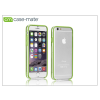 CASE-MATE Apple iPhone 6/6S/7 védőkeret - Case-Mate Tough Frame - clear/lime