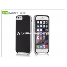 CASE-MATE Apple iPhone 6 Plus/6S Plus hátlap - Case-Mate Slim Tough - black/silver tok és táska