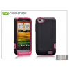 CASE-MATE HTC One V hátlap - Case-Mate Tough - pink
