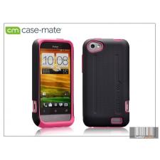 CASE-MATE HTC One V hátlap - Case-Mate Tough - pink tok és táska