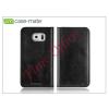 CASE-MATE Samsung SM-G920 Galaxy S6 flipes tok - Case-Mate Wallet Folio - black