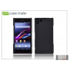 CASE-MATE Sony Xperia Z1 (C6903) hátlap - Case-Mate Barely There - black