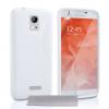Caseflex Samsung Galaxy S6 Silicone Gel S-Line Gel Case - White