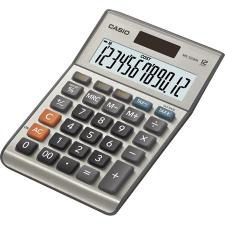"""Casio Számológép, asztali, 12 számjegy,  """"MS-120B MS"""" számológép"""