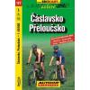 CASLAVSKO, PRELOUCSKO - SHOCart kerékpártérkép 127