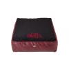 Cazo Paris bőr matrac kutyáknak - fekete