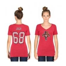 CCM Florida Panthers női póló Jaromír Jágr #68 CCM - S