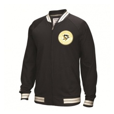 CCM Pittsburgh Penguins Kabát Full Zip Track Jacket 2016 - (XL, Distribuce: EU)