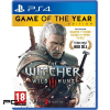 CD Projekt The witcher 3: the wild hunt - game of the year edition ps4 játékszoftver
