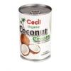 Cecil Bio Kókuszkrém (kókusztejszín) 400ml