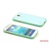 CELLECT Galaxy A3 ultravékony szilikon hátlap,kék