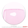 CELLECT Huawei P10 Lite ultravékony szilikon hátlap,Pink