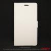CELLECT Huawei P10 oldalra nyíló tok, fehér