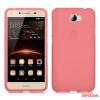 CELLECT Huawei Y6 II Compact/Y5 II vékony szilikon hátlap,Pink