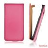 CELLECT iPhone 6 flip bőr tok, pink