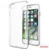 CELLECT iPhone 7 Plus vékony TPU szilikon hátlap,Átlátszó