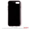 CELLECT iPhone X vékony TPU szilikon hátlap, Fekete
