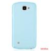CELLECT LG K7 vékony szilikon hátlap, kék