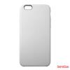 CELLECT Premium szilikon tok, iPhone X, Fehér