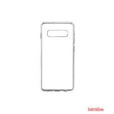 CELLECT Samsung Galaxy S10E vékony szilikon tok, Átlátszó tok és táska