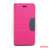 CELLECT Samsung Galaxy S8 oldalra nyiló tok, Pink