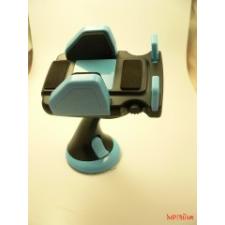 CELLECT Univerzális szélvédőre tehető autós tartó,Kék tok és táska