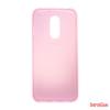 CELLECT Xiaomi Redmi 5 Plus vékony szilikon hátlap, Pink