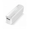 CELLULARLINE 2600 mAh Powerbank - fehér (POCKETCHG2600W)