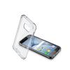 CELLULARLINE Clear Duo átlátszó tok Galaxy A3 (2017)