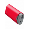 CELLULARLINE FREEPOWER 2xUSB powerbank - piros (FREEP5200R)