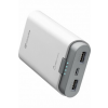 CELLULARLINE FREEPOWER 7800 mAh powerbank - fehér (FREEP7800W)